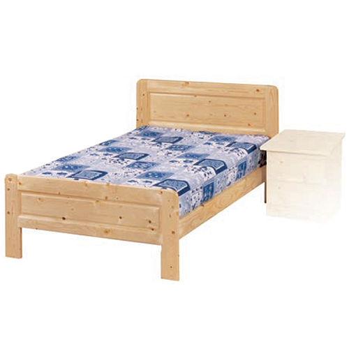 ~顛覆 ~ 布萊恩3.5尺松木實木單人床架