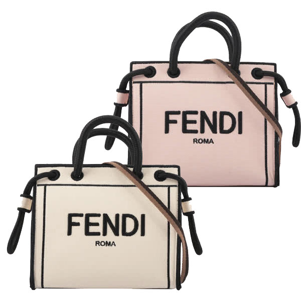 FENDI 加州天空系列二用包